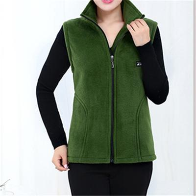 New Fleece Women Vests Autumn Korean Plus size Sleeveless Jackets .