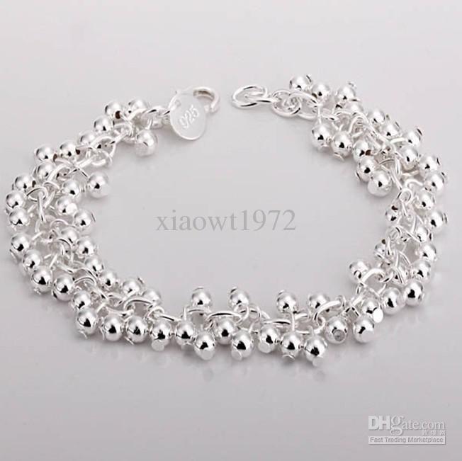 Sterling Silver Bracelets For Women | Wholesale - silver bracelet .