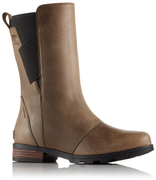 Sorel Emelie Mid Leather Waterproof Boots - Women's | REI Co-