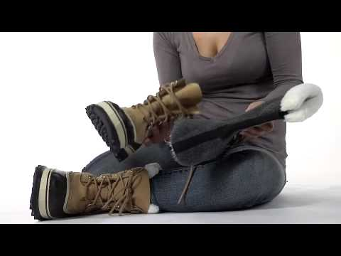 Sorel Women's Caribou Snow Boot - YouTu