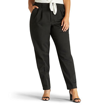 Tapered Leg Trousers Pants for Women - JCPenn