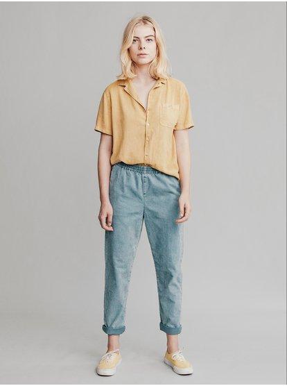 Quiksilver Womens Tapered Corduroy Pants EQWNP03000 | Quiksilv