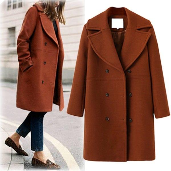 Shop Women's Wool Coat - Overstock - 274284