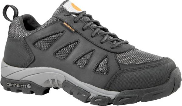 Carhartt Men's Lightweight Low Hiker Waterproof Composite Toe Work .