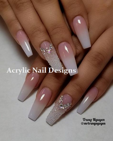 20 GREAT IDEAS HOW TO MAKE ACRYLIC NAILS BY YOURSELF #nailarts .