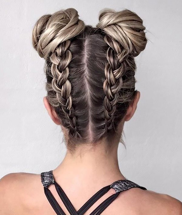 30 Best Braided Hairstyles for Women in 2020 - The Trend Spott