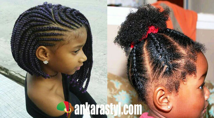 33+ Amazing Kids Hairstyles 2020 For Black Girls To Co