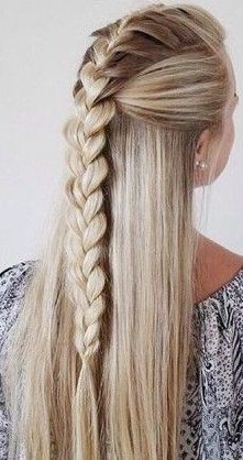 50 Amazing Braids Hairstyles For Long Hair in 2019 - Street Style .