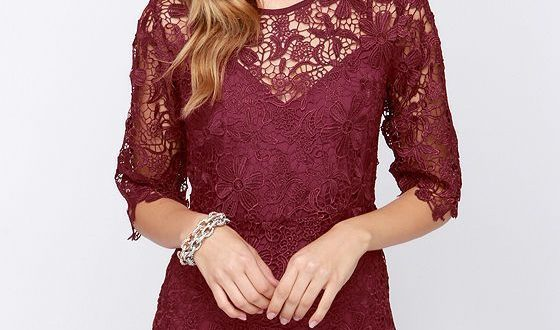 Majestic 12 Amazing Christmas Color Dress 2018 for Fabulous Look .