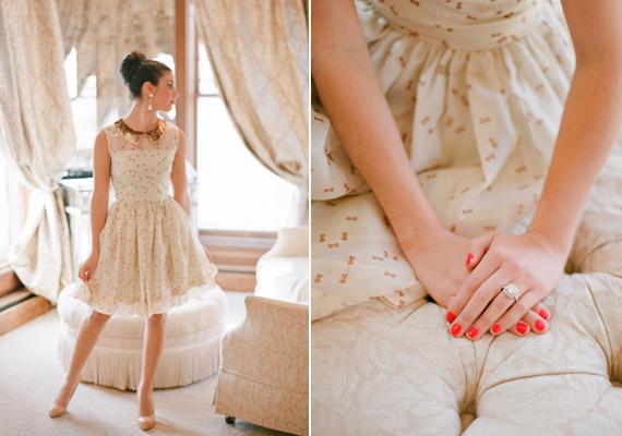 Intimate vintage elopement inspiration | Elopements, Wedding .