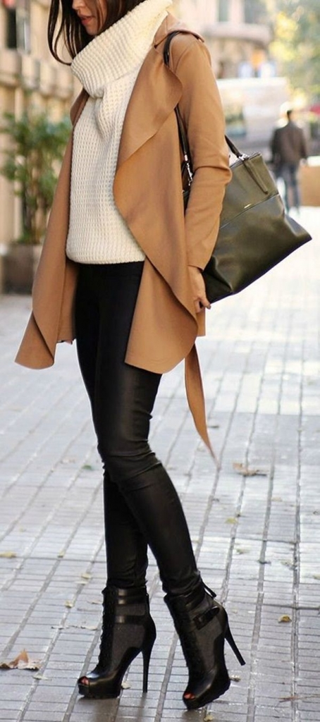 25 Stylish Winter Outfit Ideas to Try N