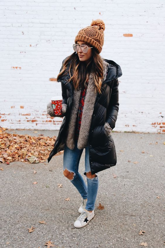 Fall And Winter Outfit Ideas With Beanies 16 Amazing Winter Outfit .