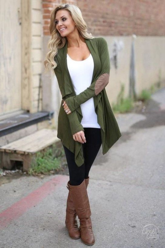 36 Amazing Winter Outfit Ideas For Women - ADDICFASHION | Outfits .