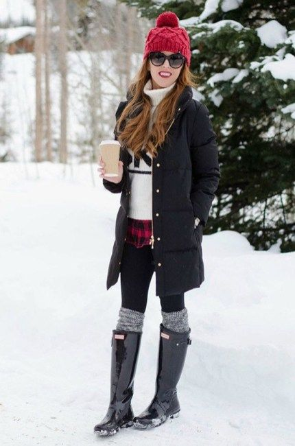 45 Amazing Winter Outfits Ideas | Snow outfits for women, Winter .