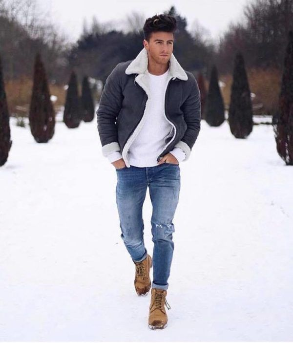 12 Amazing winter outfits for men! - Mr Streetwear Magazine .