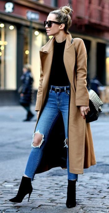 45 Amazing Winter Outfits You Must Have / 21 #Winter #Outfits .
