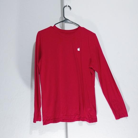 Apple Tops | Red T Shirt Womensize L | Poshma