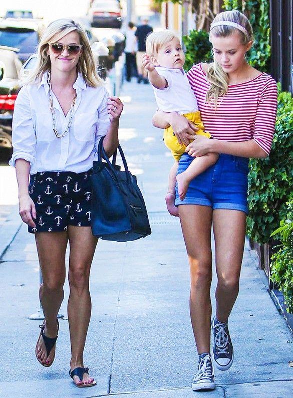 11 Stylish Celebrities Whose Kids Look Just Like Them | Celebrity .