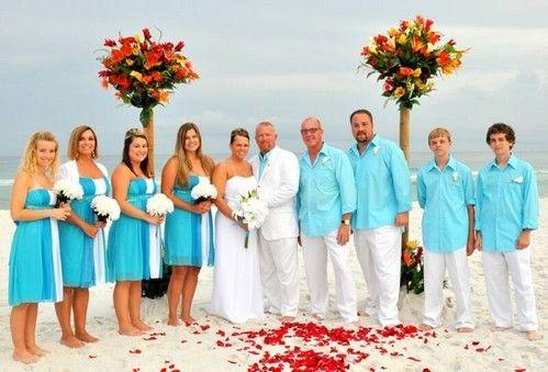 Pin by Christina Barfield on wedding | Beach wedding groomsmen .