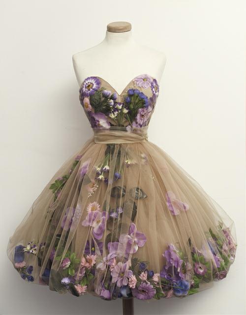 fashion dress beautiful floral dresses vintage dress beautiful .