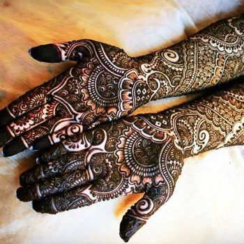Beautiful Mehndi Designs for Special Occasions - Outfit - Henna .