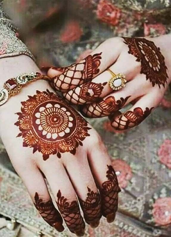 We have tried our best to compile here latest mehndi designs and .