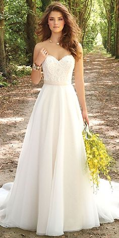 100+ Best Simple Wedding Gowns images | wedding gowns, wedding .