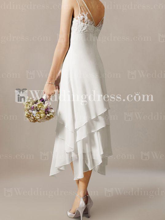 Casual Beach Wedding Dress BC006 | Casual beach wedding dress .