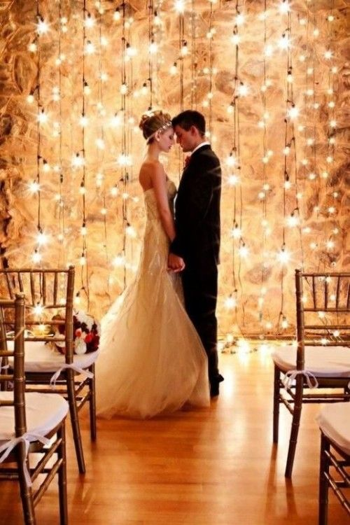 40 Creative Indoor Wedding Ceremony Backdrops | Weddingomania .