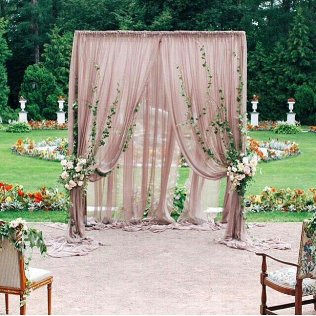 Beautiful 44 Unique & Stunning Wedding Backdrop Ideas | Ceremony .