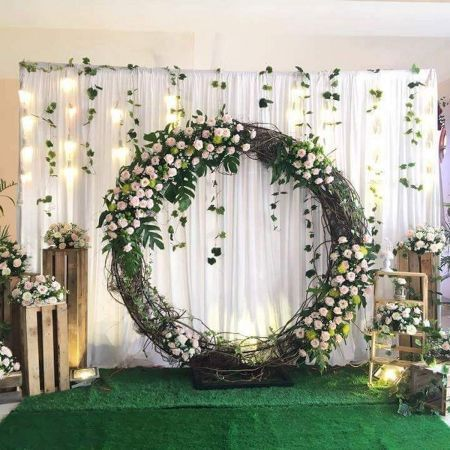 13 Beautiful Wedding Decoration Ideas For Trend 2020 15 Beautiful .