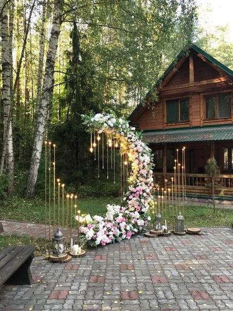 Beautiful Wedding backdrops #ideas #wedding #decor #spring #summer .