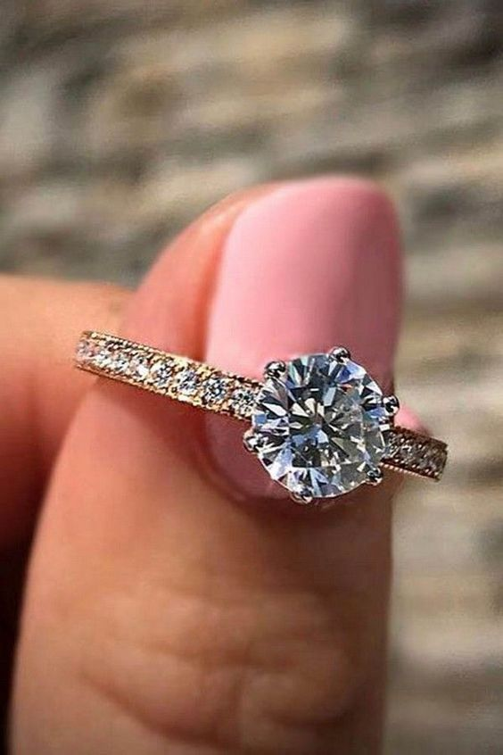 15 Inspired Beautiful Wedding Ring Style 2018 That Trendy And .