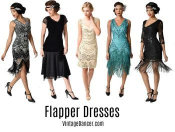 Best 20s Party Dress Ideas – fashiontur.com in 2020 | 1920s .