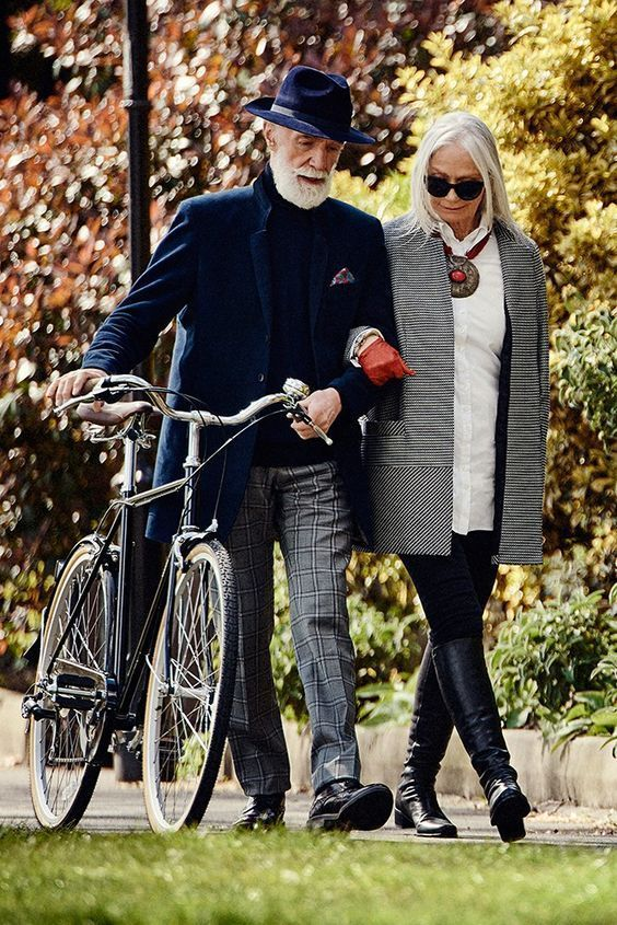 15 The Best Ageless Styles You Will Like | Stylish couple, Sty