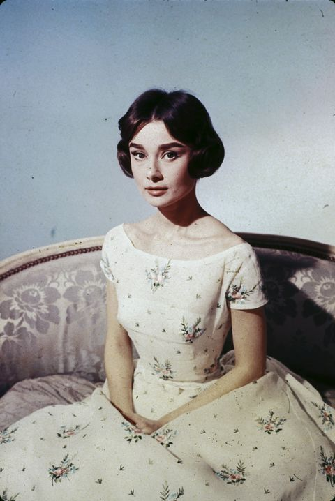 Audrey Hepburn's Best Givenchy Style Momen