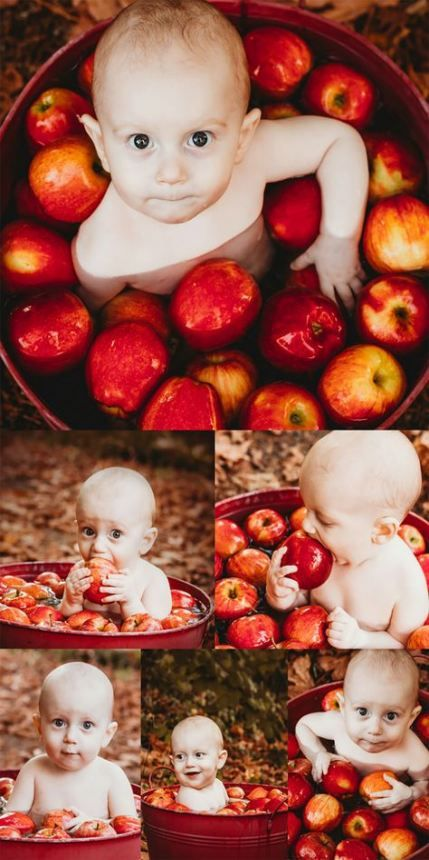 Best Baby Pictures Ideas Fall Ideas | Fall baby photos, Baby .