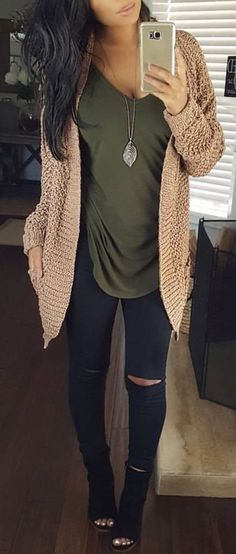 300+ Best Cardigan Outfits images in 2020 | outfits, cardigan .