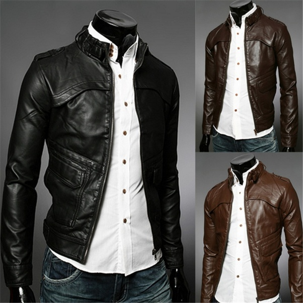 What is the best color for a leather jacket? - Quo