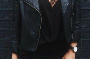 tank top tumblr outfit top jacket black strappy lace tumblr black .