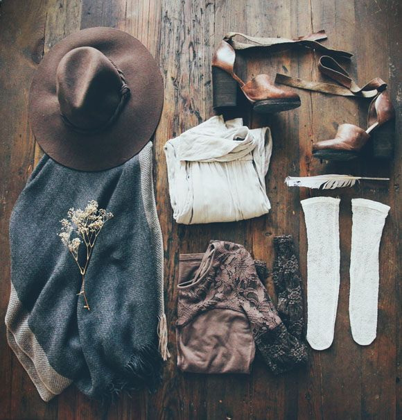 Bohemian Chic Winter Outfits and Boho Style Ideas 2020 .