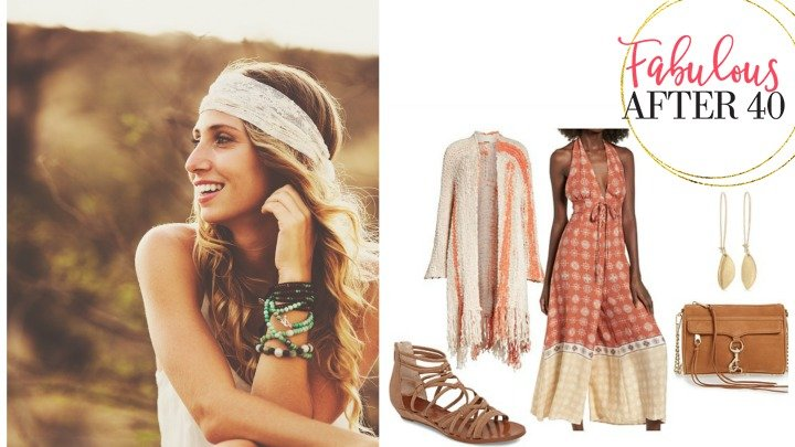 Boho Chic Style, But Not Look Too Hippie - Bohemian Fashi