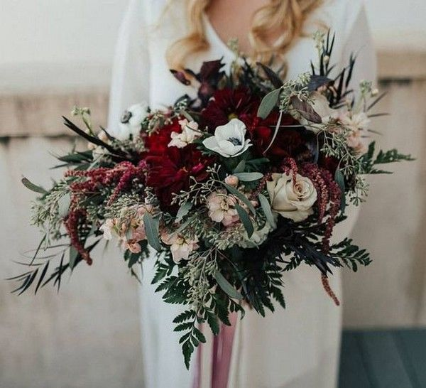 Top 20 Boho Chic Wedding Bouquet Ideas for Fall 2021 - Oh Best Day .