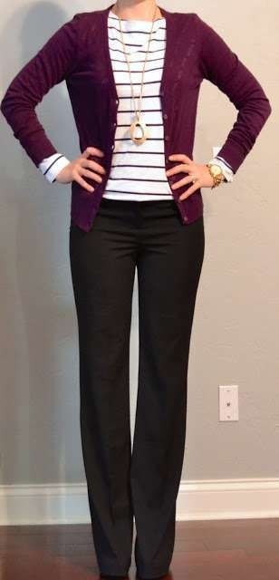 Cardigan Outfits For Work 134 | Professional work outfit, Business .