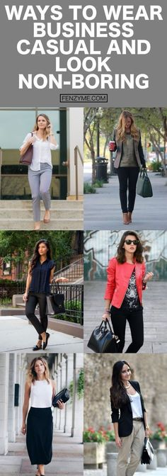 300+ Best Business Casual - Women's images | style, work outfit .