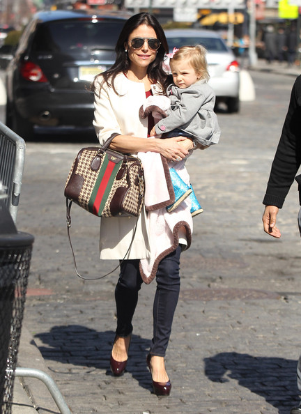Bethenny Frankel - The Best Dressed Celebrity Moms - StyleBist