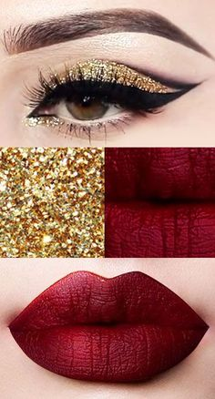 100+ Best Christmas makeup images | christmas makeup, makeup .