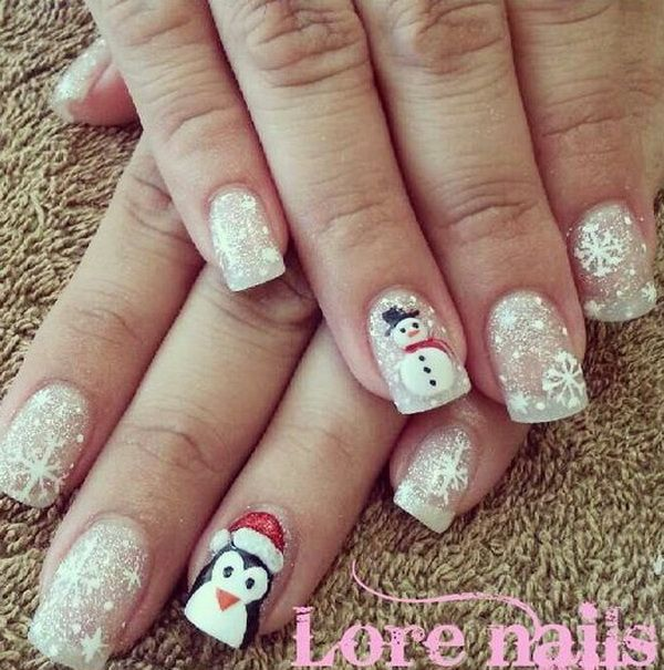 65+ Best Christmas Nail Art Ideas for 2020 - For Creative Juice .