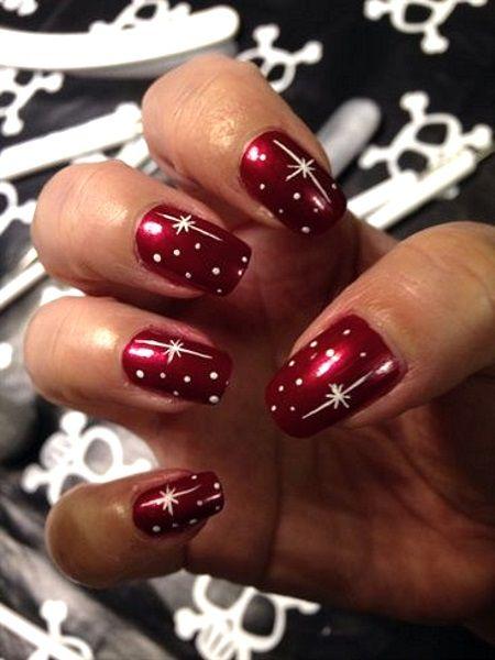 Best Christmas Nail Art Designs | Christmas nail art designs .