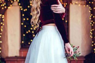 The Best Fabulously Festive Christmas Party Outfits   Habits de .